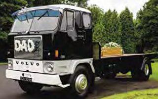 Volvo-lorry